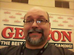 Me at Gen Con 2014!