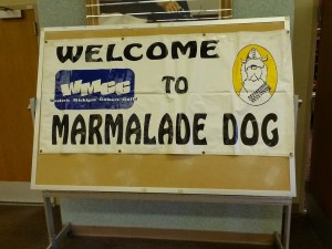 Welcome To Marmalade Dog