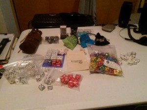 All Dice & Bags