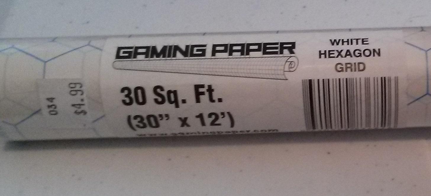 Gaming Paper