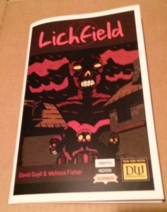 Lichfield - by Awful Good Games