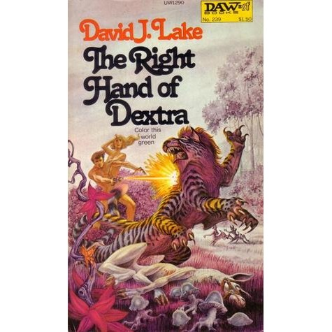 Right Hand Of Dextra Cover
