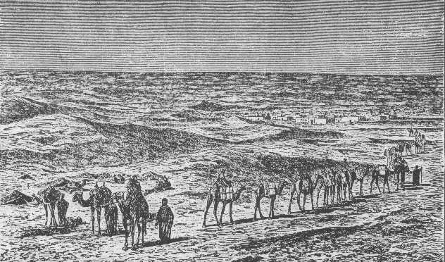 Caravans and Pack Animals