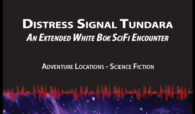 Review – Distress Signal Tundara
