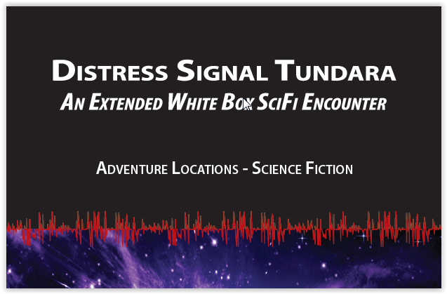 Distress Signal Tundara