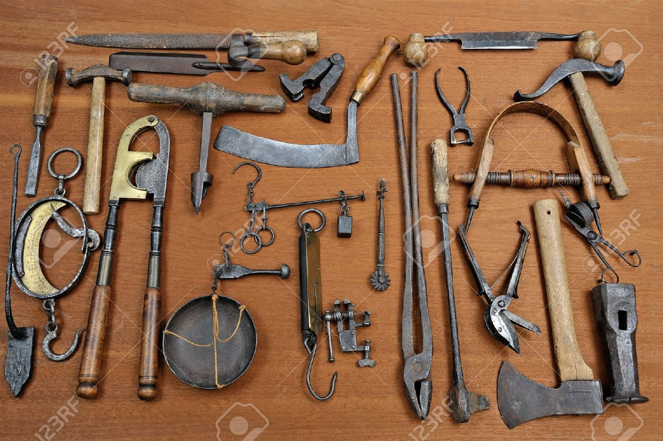 Old School With New Tools Follow Me And Die