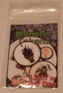 Monster Token