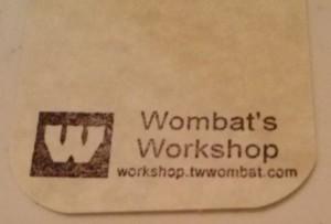 Wombat Notepad