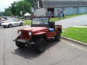 Old Jeep #1