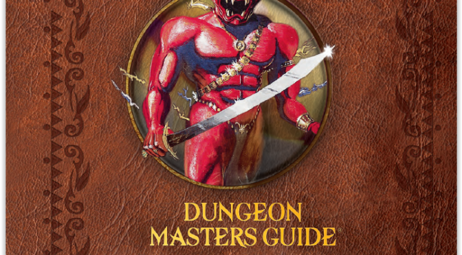 AD&D Dungeon Master's Guide PDF Updated