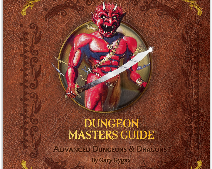 Ad D Dungeon Master S Guide Pdf Updated Follow Me And Die