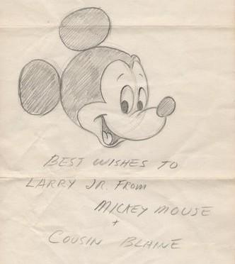 R.I.P. Blaine Gibson – Disney Imagineer