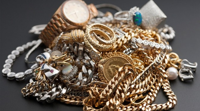 Types Of Jewelry Table