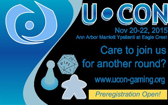 Registered For UCon