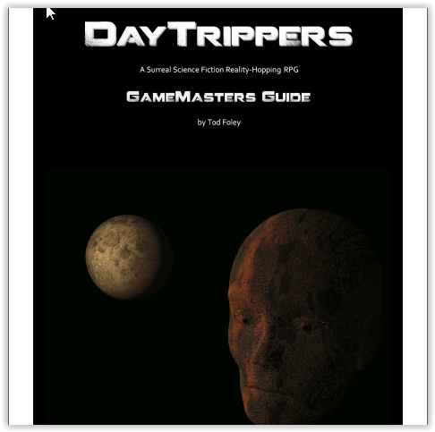 Day Trippers GM Guide