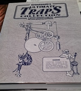 Grimtooth's Traps Finally Arrives