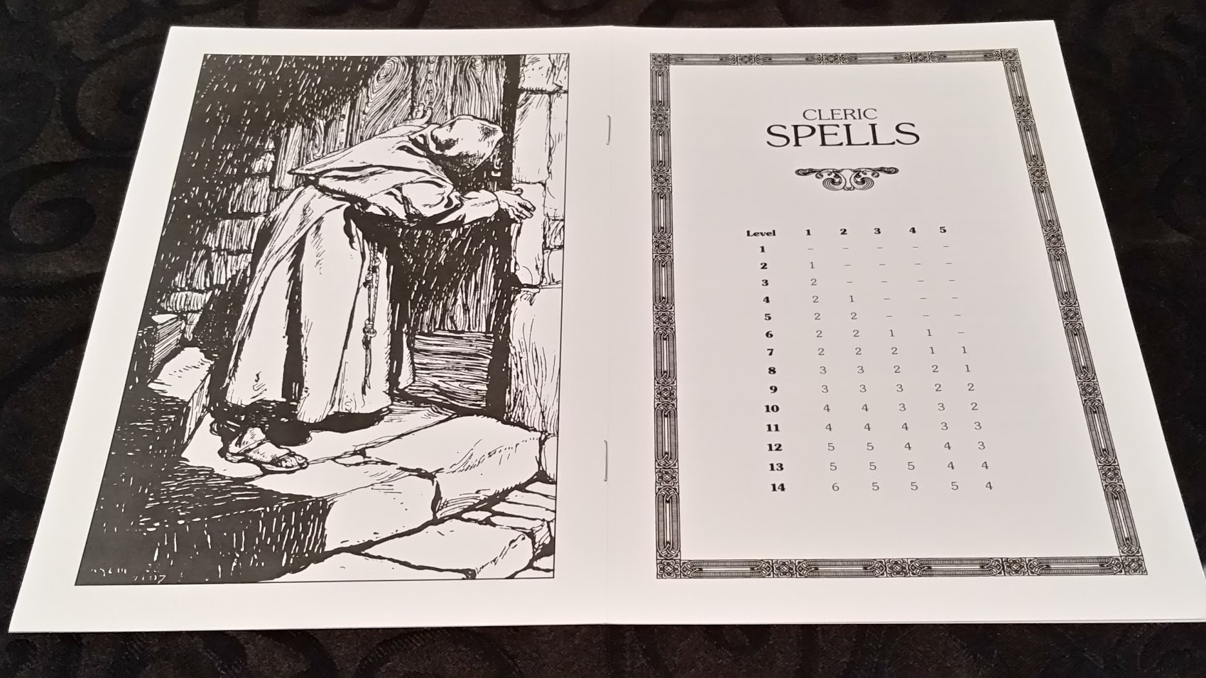 Cleric Spells Cover