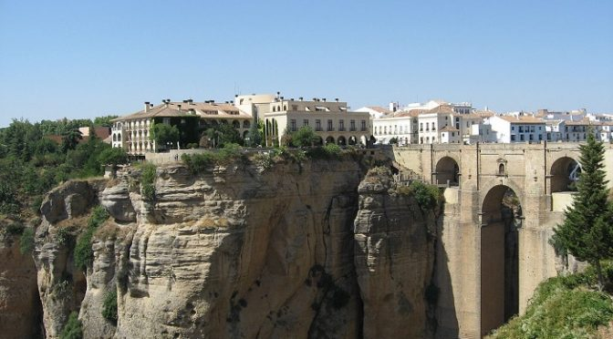 Inspiration From Real Places – Ronda, Spain