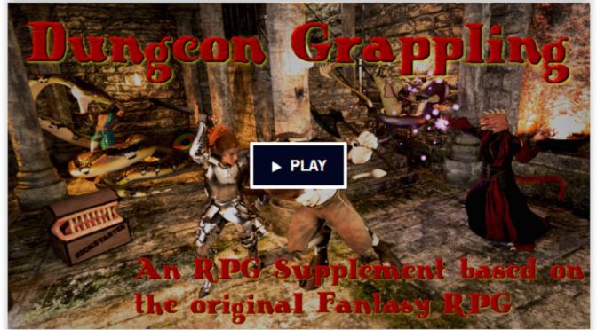 Dungeon Grappling – A Review