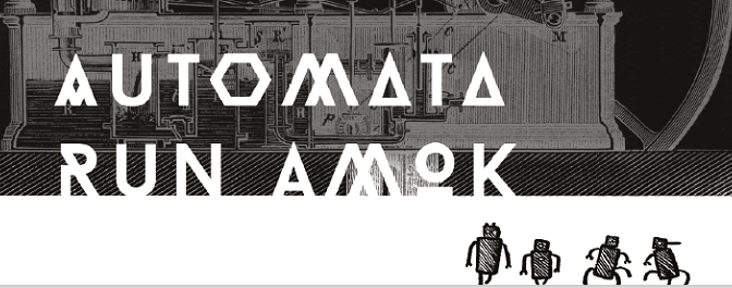 Mini Review – Automata Run Amok by John Carlson