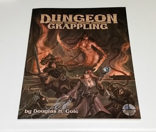 Dungeon Grappling My Copy