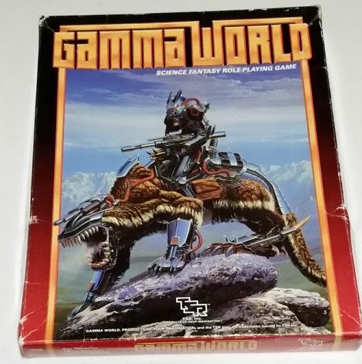Gama World 2nd Edition