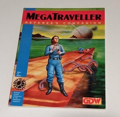 Mega Traveller Referees Companion