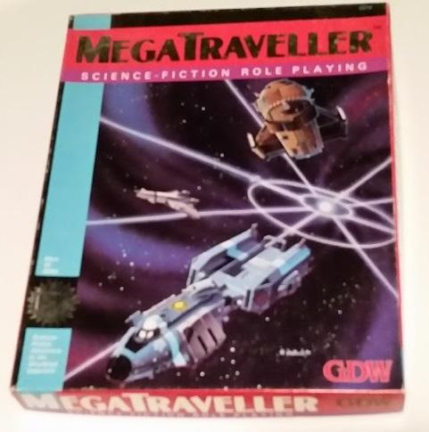 MegaTraveller Boxed Set