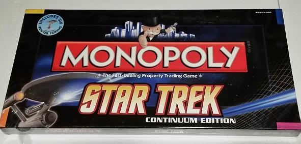 Monopoly – Star Trek Continuum