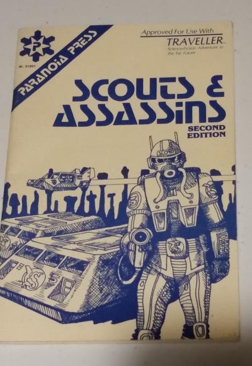Scouts & Assassins