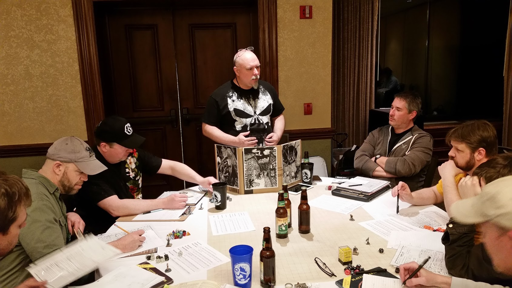 AD&D With Michael Shorten