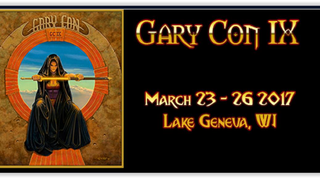 Gary Con IX