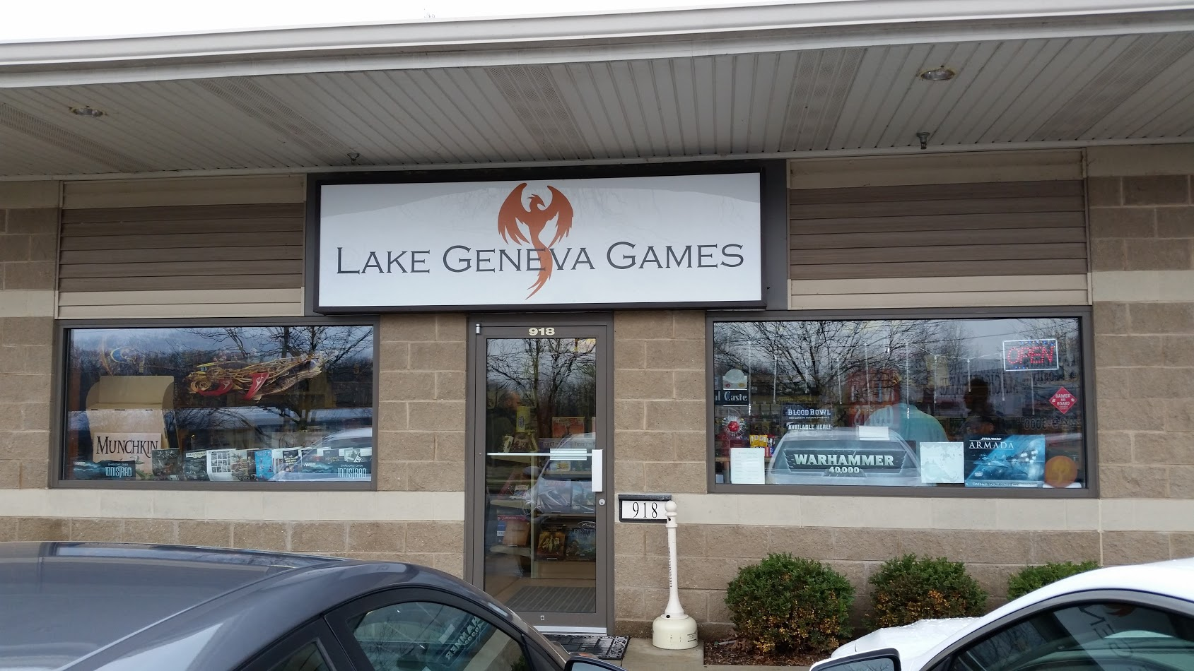 Lake Geneva Games