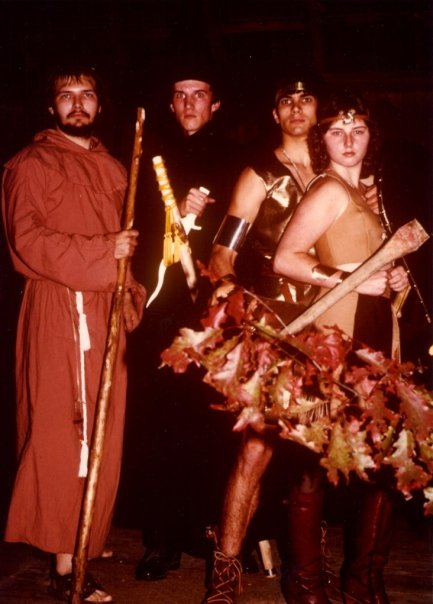 October, 1984 - HalloweenParty
