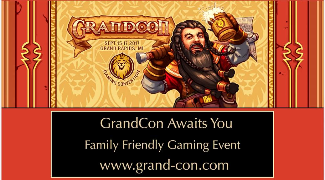 Grand Con 2017