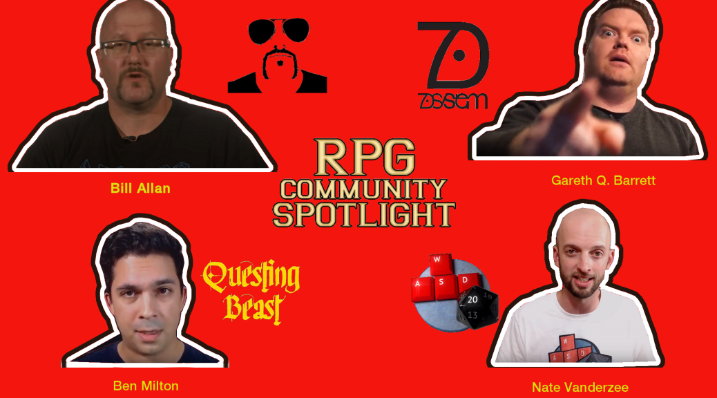 RPG Community Spotlight