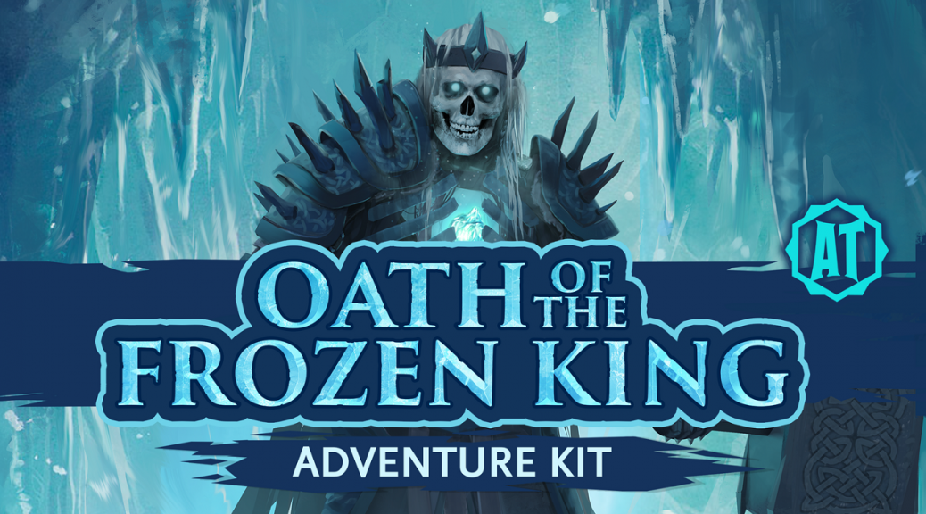 Oath Of The Frozen King