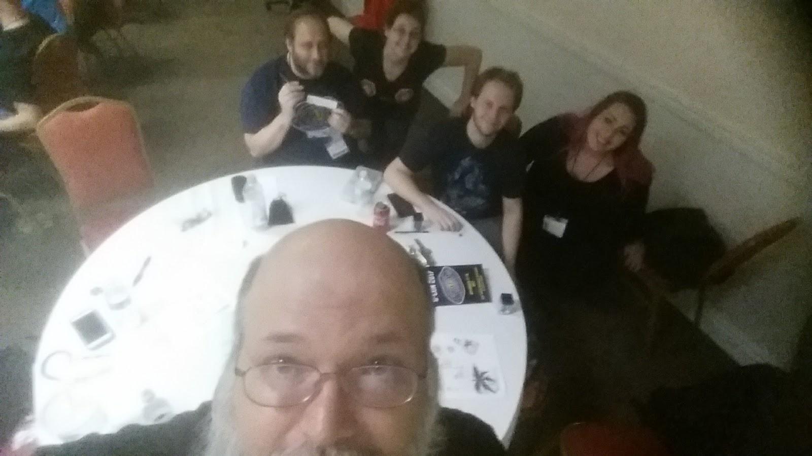 GB - Selfie Practice