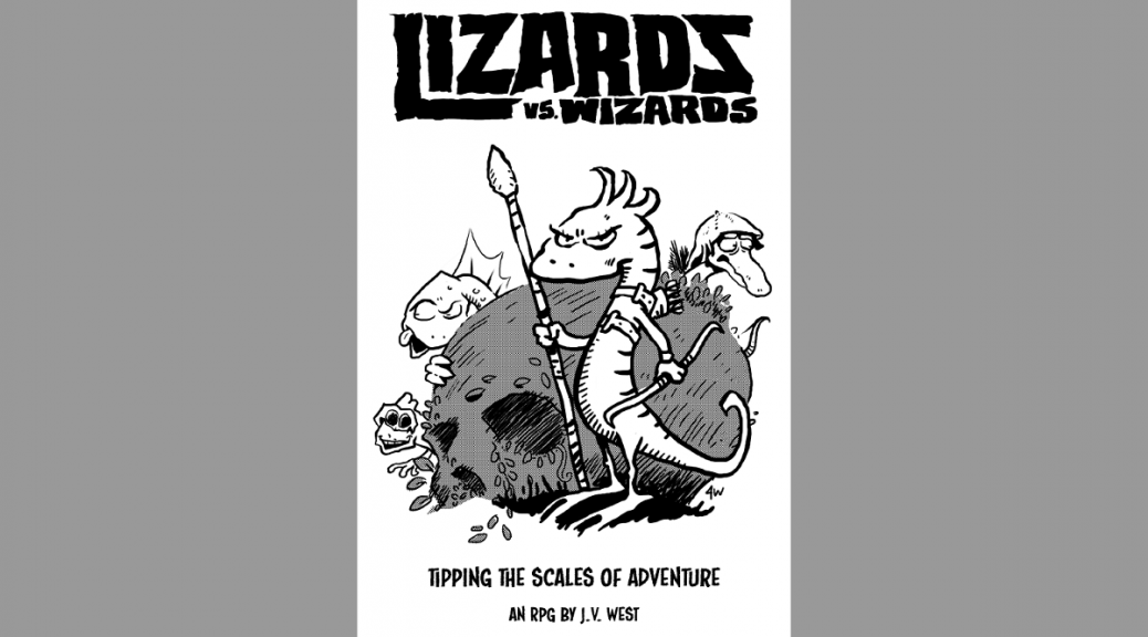 Lizards vs Wizards