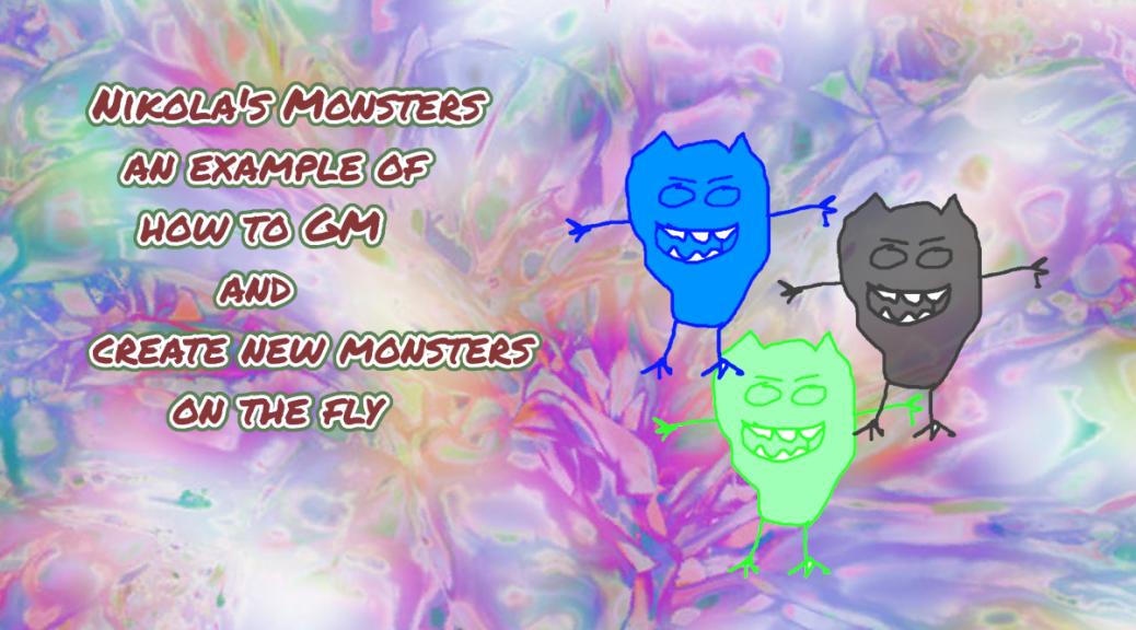 Nikolas Monsters